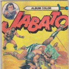 Tebeos: JABATO ÁLBUM COLOR Nº 7. BRUGUERA. Lote 171985788