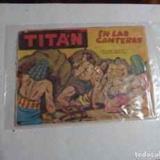 Tebeos: TITAN Nº36 ACROPOLIS ORIGINAL. Lote 171990215