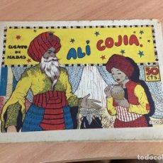 Tebeos: CUENTOS DE HADAS ALI COJIA (ORIGINAL ED. GERPLA) (COIB9). Lote 172117979