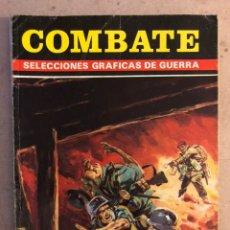 Tebeos: SELECCIONES GRÁFICAS DE GUERRA, COLECCIÓN COMBATE N° 18 (PRODUCCIONES EDITORIALES 1974).. Lote 172862989