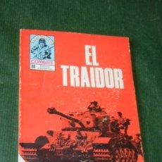 Tebeos: COMBATE 199. EL TRAIDOR. PRODUCCIONES EDITORIALES, 1980. Lote 173003123