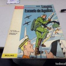 Tebeos: TANGUY ESCUELA DE AGUILAS COLECCION PILOTO MOLINO. Lote 173589758