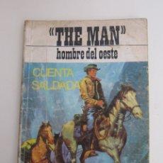 Tebeos: COLECCION SHERIFF - THE MAN - HOMBRE DEL OESTE. Lote 173656424