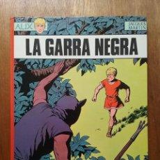 Tebeos: LA GARRA NEGRA, LAS AVENTURAS DE ALIX, J MARTIN, OIKOS TAU, PRIMERA EDICION 1969. Lote 173883380