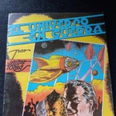 Tebeos: TEBEOS-CÓMICS CANDY - AVENTURAS ILUSTRADAS - EL UNIVERSO EN GUERRA - 1936 A TODO COLOR - AA99. Lote 173931268