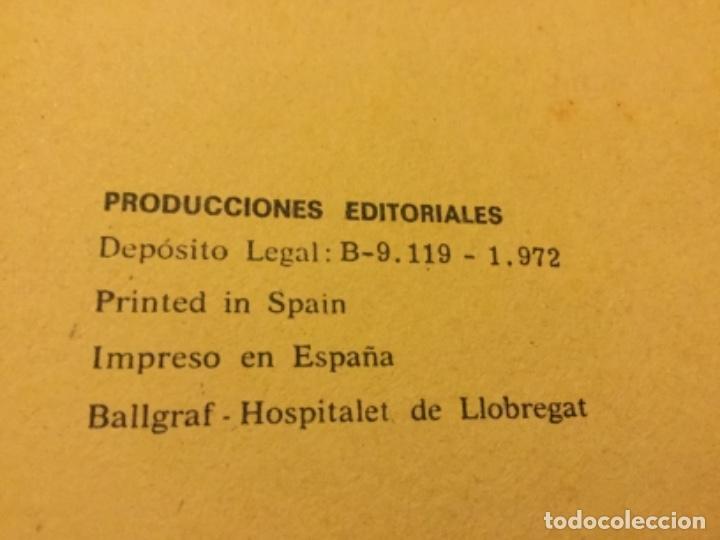 Tebeos: Wéstern Selecciones gráficas del Oeste año 1972 completo producciones Editoriales Barcelona be - Foto 4 - 174039987