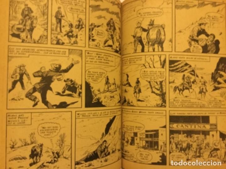Tebeos: Wéstern Selecciones gráficas del Oeste año 1972 completo producciones Editoriales Barcelona be - Foto 7 - 174039987
