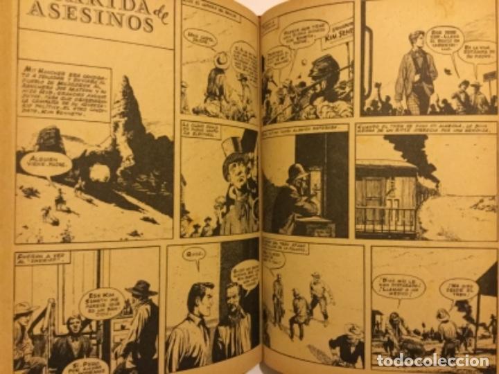 Tebeos: Wéstern Selecciones gráficas del Oeste año 1972 completo producciones Editoriales Barcelona be - Foto 8 - 174039987