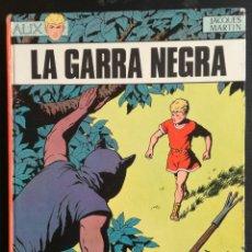 Tebeos: LA GARRA NEGRA (LAS AVENTURAS DE ALIX) - JACQUES MARTIN; OIKOS-TAU, AÑO 1969. Lote 174107892