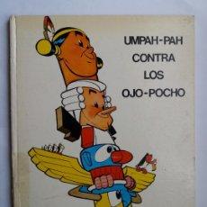 Tebeos: UMPAH-PAH CONTRA LOS OJO-POCHO. VIDORAMA 18. 1971.. Lote 174318694