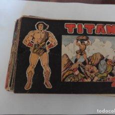 Tebeos: TITAN COMPLETA ACROPOLIS ORIGINA. Lote 174355965
