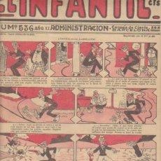 Livros de Banda Desenhada: EL INFANTIL Nº 536. MARCO 1930?. Lote 174555709