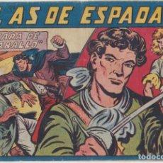 Tebeos: EL AS DE ESPADAS Nº 25. MAGA 1954. Lote 174556962