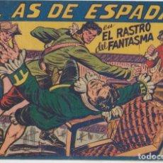 Tebeos: EL AS DE ESPADAS Nº 28. MAGA 1954. DIFÍCIL. Lote 174556967
