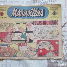 Tebeos: MARAVILLAS Nº 243 SEPTIEMBRE DE 1944. Lote 175053855