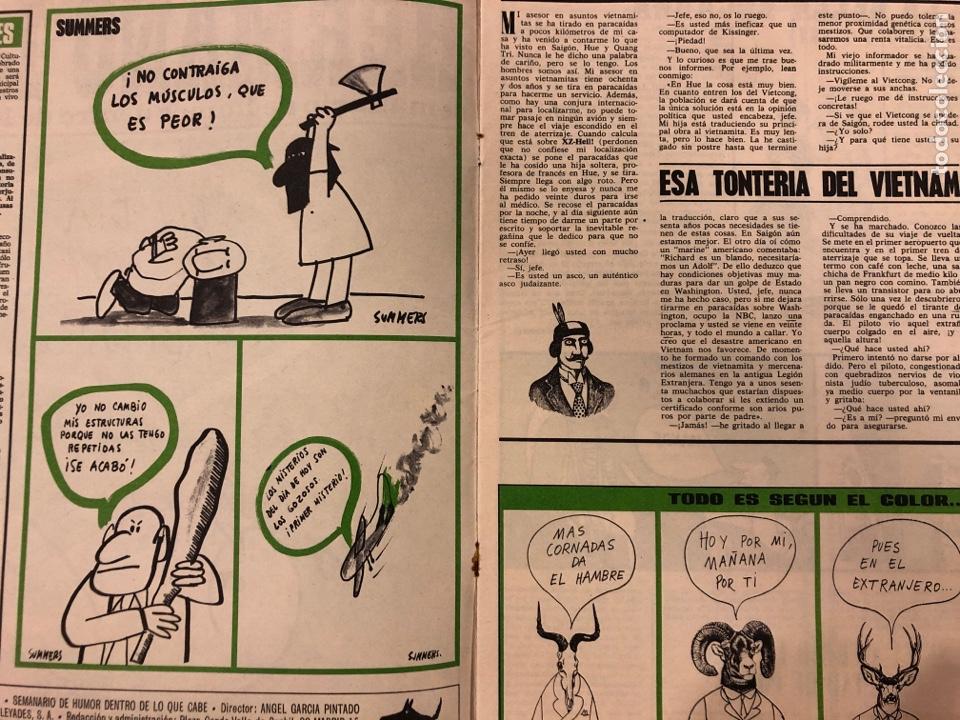 Tebeos: HERMANO LOBO. LOTE 4 NÚMEROS DE 1972 (2, 4, 16 y 27). FORGUES, SUMMERS, CHUMY CHUMEZ, GILA, PERICH,. - Foto 3 - 175529117