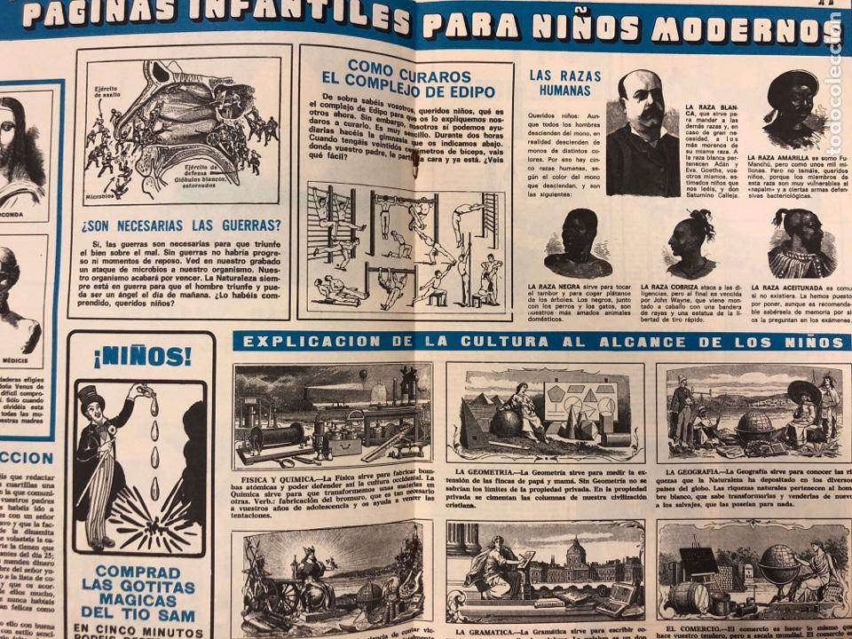 Tebeos: HERMANO LOBO. LOTE 4 NÚMEROS DE 1972 (2, 4, 16 y 27). FORGUES, SUMMERS, CHUMY CHUMEZ, GILA, PERICH,. - Foto 8 - 175529117