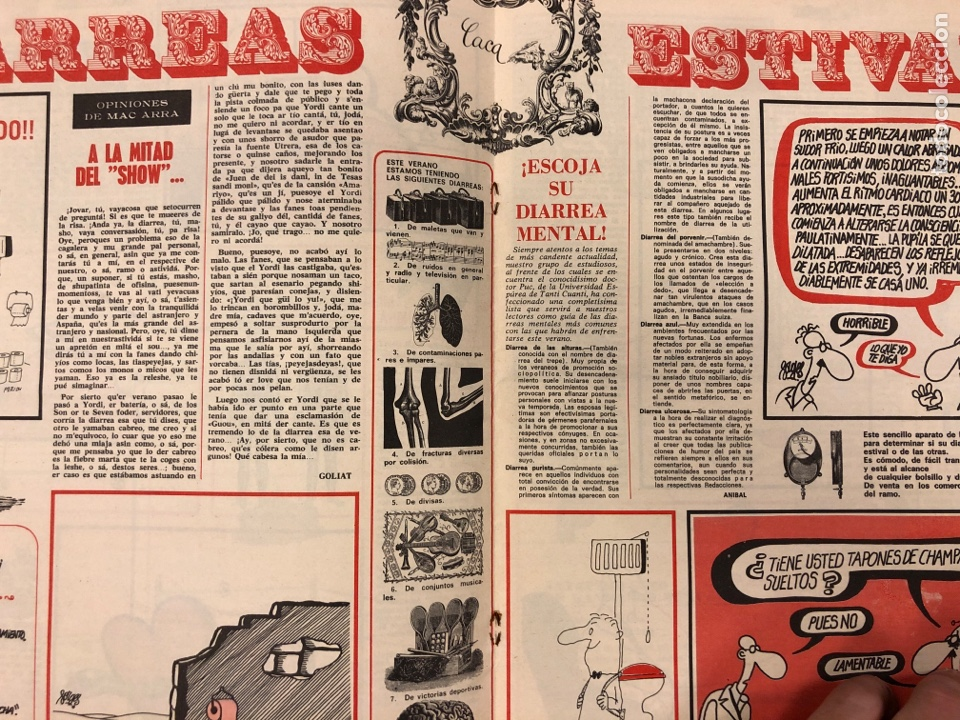 Tebeos: HERMANO LOBO. LOTE 4 NÚMEROS DE 1972 (2, 4, 16 y 27). FORGUES, SUMMERS, CHUMY CHUMEZ, GILA, PERICH,. - Foto 12 - 175529117
