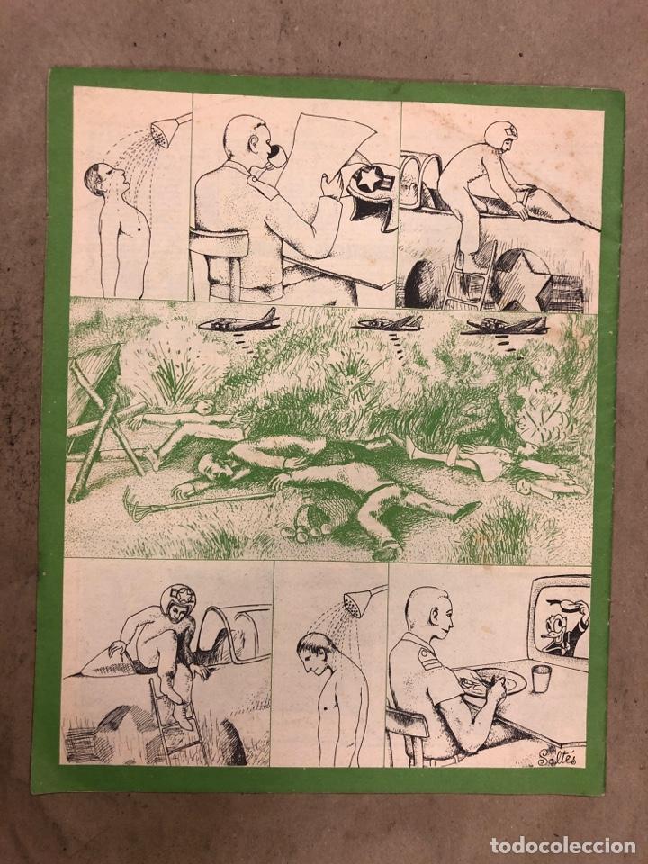 Tebeos: HERMANO LOBO. LOTE 4 NÚMEROS DE 1972 (2, 4, 16 y 27). FORGUES, SUMMERS, CHUMY CHUMEZ, GILA, PERICH,. - Foto 17 - 175529117
