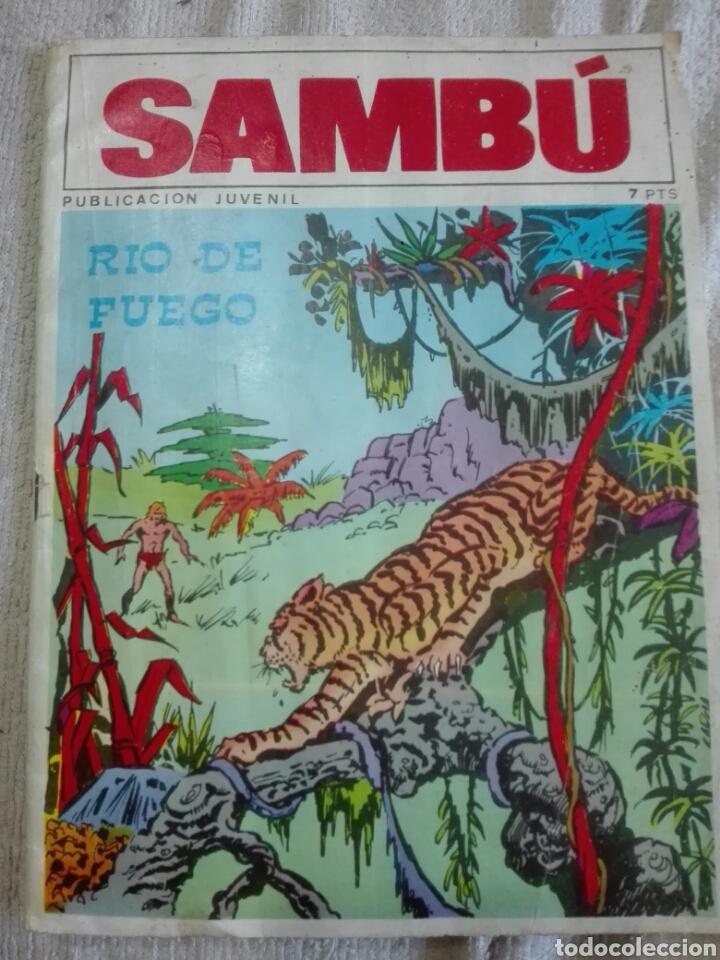 SAMBU EDITORIAL VILMAR (Tebeos y Comics - Tebeos Otras Editoriales Clásicas)
