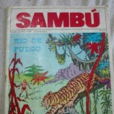 Tebeos: SAMBU EDITORIAL VILMAR. Lote 175763850