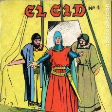 Tebeos: EL CID - COMIC EDICIONES GALAOR, 1968. Lote 176005839