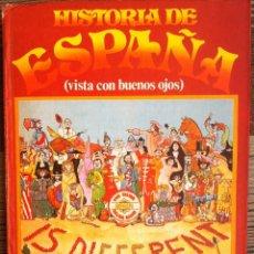 Tebeos: HISTORIA DE ESPAÑA (VISTA CON BUENOS OJOS) - PUNCH EDICIONES 1975. Lote 176520347