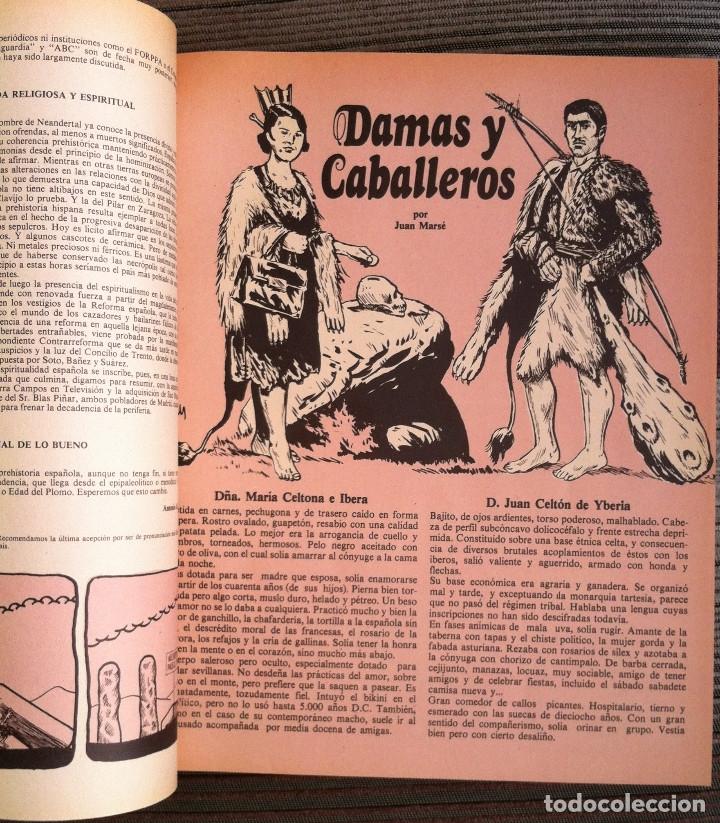 Tebeos: Historia de España (Vista con buenos ojos) - Punch Ediciones 1975 - Foto 3 - 176520347
