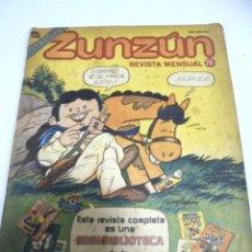 Tebeos: TEBEO. CUBA. ZUNZUN. REVISTA MENSUAL. ESPECIAL. 1989.. Lote 176553733
