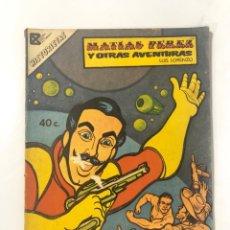 Tebeos: CUBA. MATIAS PEREZ Y OTRAS AVENTURAS. LUIS LORENZO. EDITORIAL PABLO DE LA TORRIENTE, 1988. . Lote 176553905