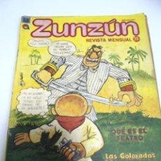 Tebeos: TEBEO. CUBA. ZUNZUN. REVISTA MENSUAL. Nº 68. Lote 176556329