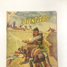 Tebeos: CUBA. ¡AVENTURAS! EDICIONES EN COLORES. Nº 20. AÑO II. LA HABANA, 1967. . Lote 176556627