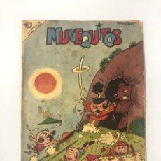Tebeos: CUBA. MUÑEQUITOS. ¡AVENTURAS!. EDICIONES EN COLORES. Nº 7. AÑO I. LA HABANA, 1965. . Lote 176556764