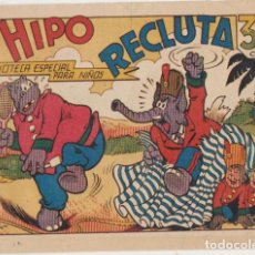 Tebeos: BIBLIOTECA ESPECIAL PARA NIÑOS. HIPO RECLUTA. MARCO 1942. Lote 177253187