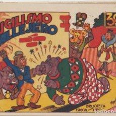 Tebeos: BIBLIOTECA ESPECIAL PARA NIÑOS. PUGILISMO CALLEJERO. MARCO 1942. Lote 177253207