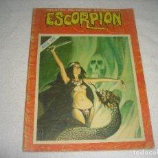 Tebeos: ESCORPION N. 66. RELATOS DE TERROR PARA ADULTOS. ED. VILMAR.. Lote 177287025