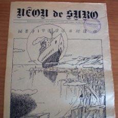 Tebeos: NEON DE SURO - MARISCAL - AÑO 1976 - MUY BUEN ESTADO. Lote 177608609