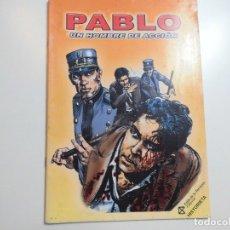 Tebeos: TEBEO PABLO DE LA TORRIENTE BRAU CUBA. Lote 177841000