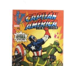 Livros de Banda Desenhada: CAPITAN AMERICA N,28 DESUNIDOS. Lote 178202220