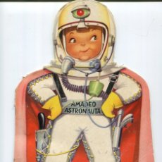 Tebeos: AMADEO ASTRONAUTA-JUAN FERRANDIZ Nº 39 1973. Lote 178364133