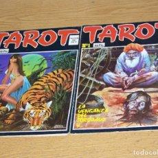 Tebeos: TAROT EASA Nº 1 Y 2 . Lote 178372048