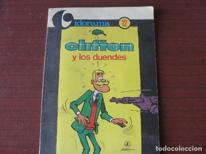 CLIFTON Y LOS DUENDES - GREG - VIDORAMA 12 - JAIMES LIBROS 1970 - ENVIO GRATIS (Tebeos y Comics - Tebeos Otras Editoriales Clásicas)