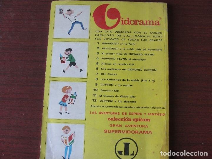 Tebeos: CLIFTON Y LOS DUENDES - GREG - VIDORAMA 12 - JAIMES LIBROS 1970 - ENVIO GRATIS - Foto 2 - 178382731