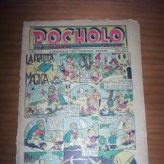 Livros de Banda Desenhada: POCHOLO - NÚMERO 211. Lote 178680431
