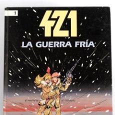 Tebeos: 4Z1. Nº 1. LA GUERRA FRÍA. TIMUN MAS. 1992. BUEN ESTADO. Lote 178680702