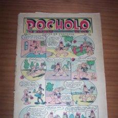Tebeos: POCHOLO - NÚMERO 222. Lote 178685090