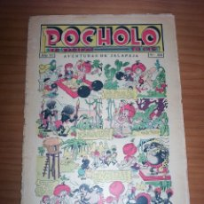 Tebeos: POCHOLO - NÚMERO 224. Lote 178686566