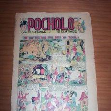 Tebeos: POCHOLO - NÚMERO 229. Lote 178688825