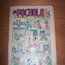 Livros de Banda Desenhada: POCHOLO - NÚMERO 232. Lote 178690212