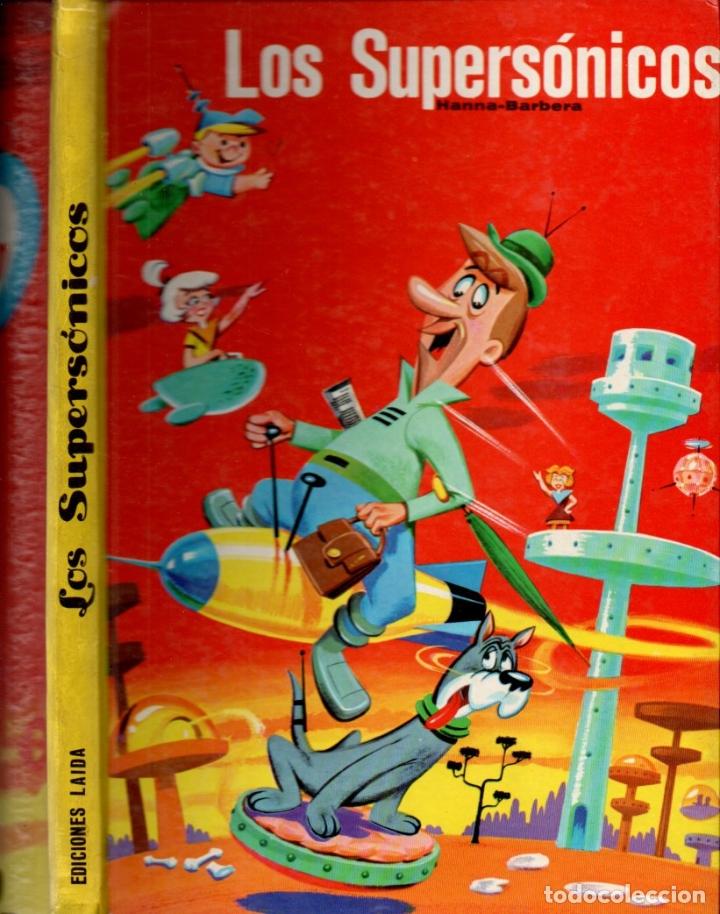 LOS SUPERSÓNICOS (LAIDA, 1967) (Tebeos y Comics - Tebeos Otras Editoriales Clásicas)